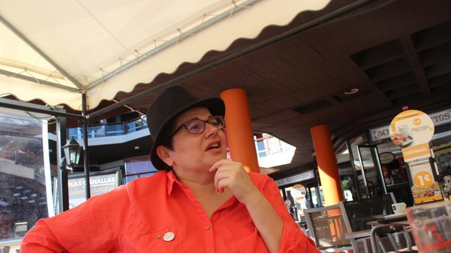 Chusa Herrero explica las razones por las que ha dejado Alternativa Socialista / PSS
