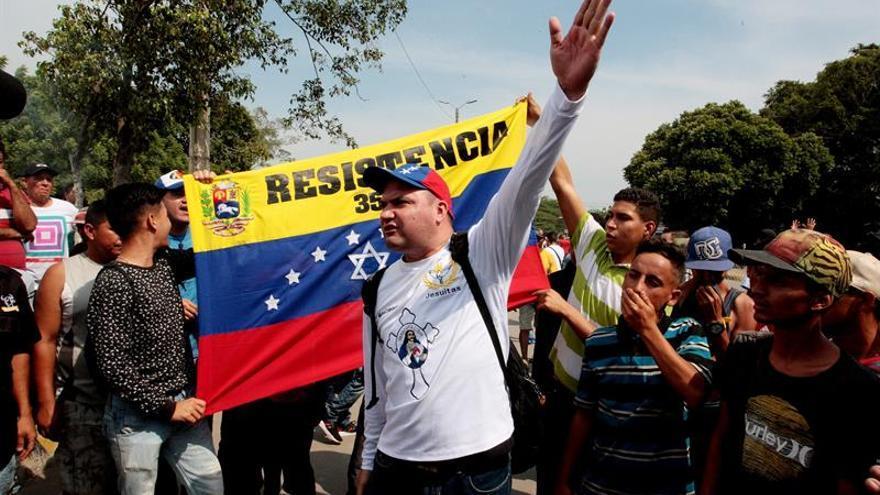 Venezolanos en Colombia confían en el pronto regreso de la libertad a su país