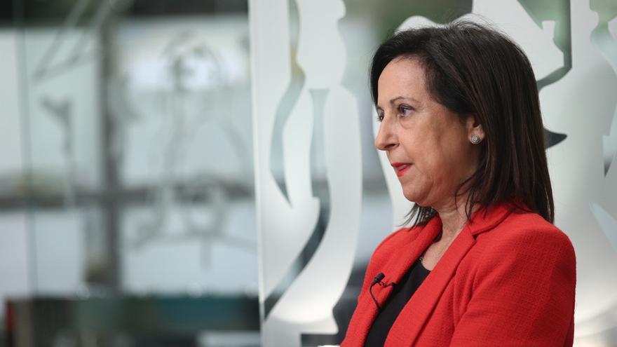 """Margarita Robles acepta las disculpas de Heredia y da por zanjado su incidente en el plano """"personal"""""""