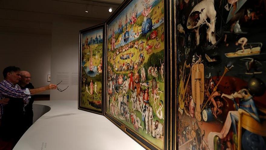El Prado reafirma la autoría de tres de sus obras de El Bosco
