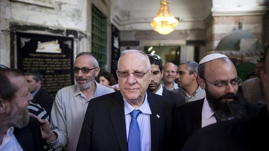 El presidente israelí inicia contactos previos a la formación de nuevo gobierno