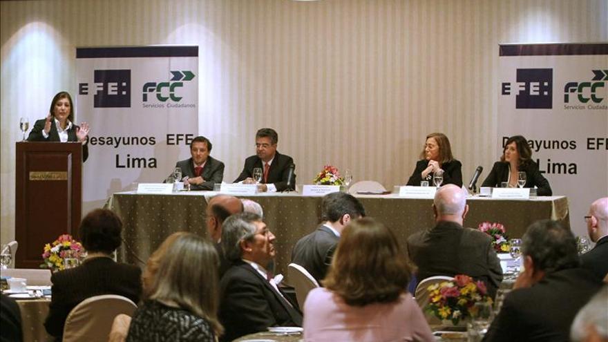 Perú no ha sido objeto de espionaje, según explicó EE.UU. a la canciller Rivas