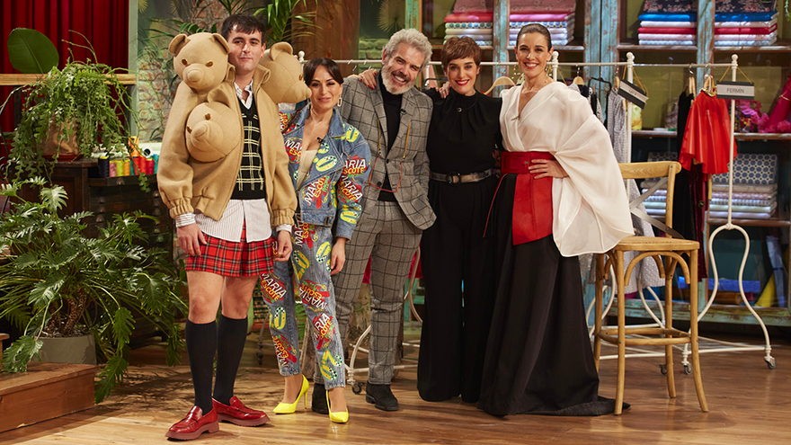 'Masters of sewing' celebrates its repechage and Susi Caramelo stops by 'El Hormiguero'