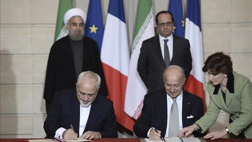 Irán comprará 118 aviones a Airbus por valor de 25.000 millones de dólares