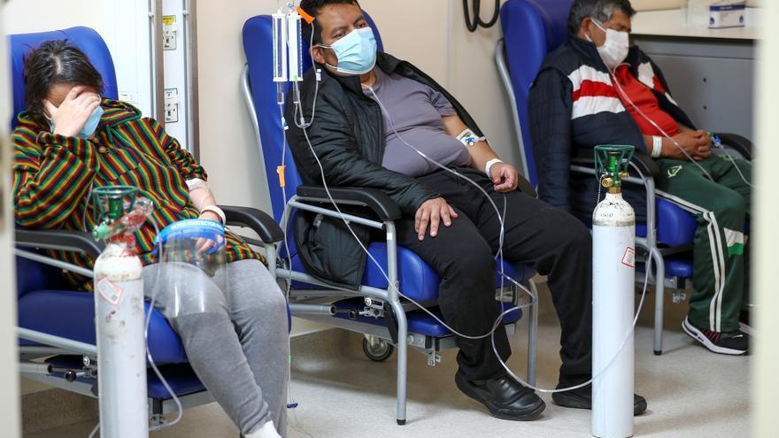 Ecuador suma 2.950 nuevos contagios y totaliza 350.539 casos de covid-19