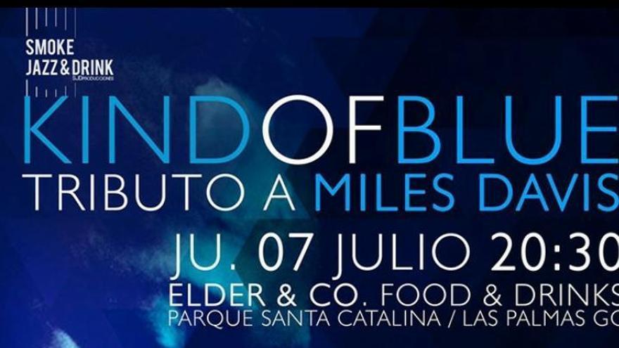 Las Palmas de Gran Canaria acoge un tributo a Miles Davis y su disco 'Kind Of Blue'