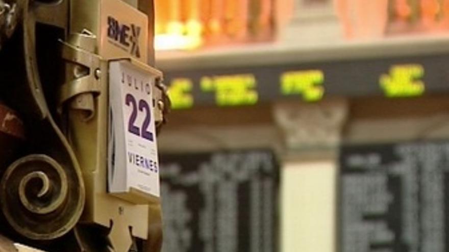 El Ibex 35 avanza un 1,3% tras el acuerdo de Grecia