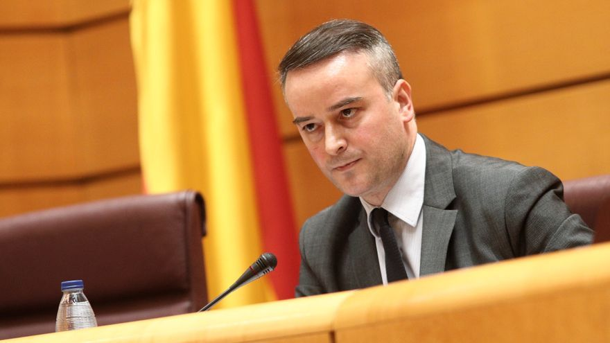 Archivo - El director del Gabinete de la Presidencia del Gobierno, Iván Redondo, interviene en la comparecencia en el Senado en Comisión Mixta de Seguridad Nacional, en Madrid (España), a 25 de junio de 2020.