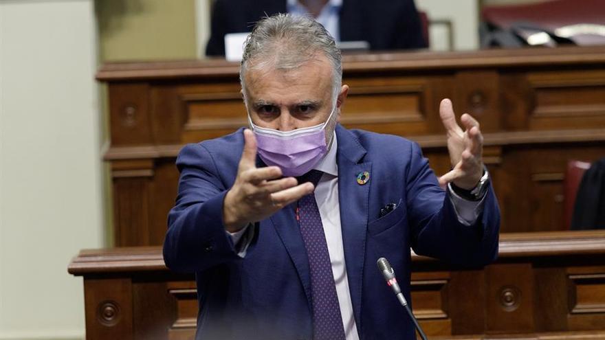 """Torres lamenta el """"silencio"""" de Andalucía y Madrid ante la petición de acoger a menores migrantes"""