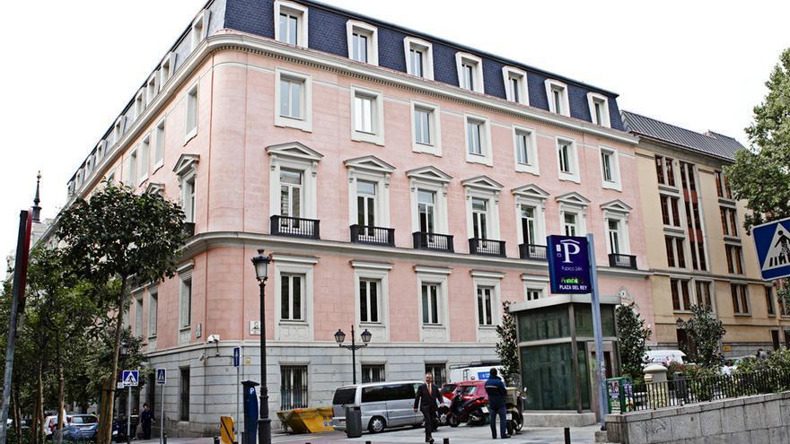 Sede de la CNMC en la calle Barquillo de Madrid. Foto: CNMC