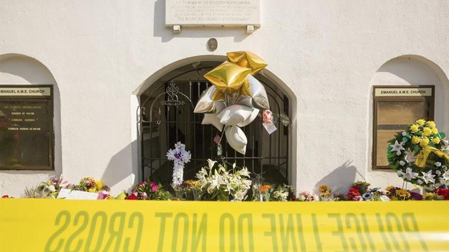 Declaran culpable al autor de la matanza en una iglesia afroamericana de EE.UU.