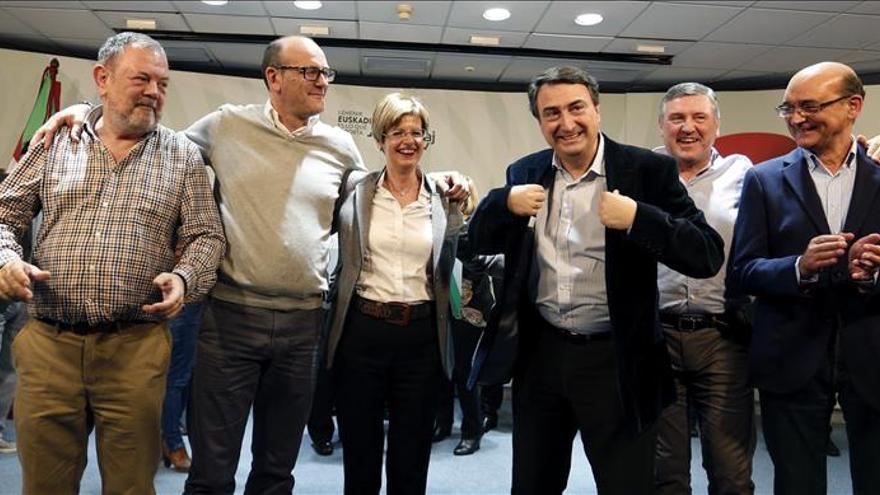 El PNV gana en Euskadi, pese a ser superado en votos por Podemos