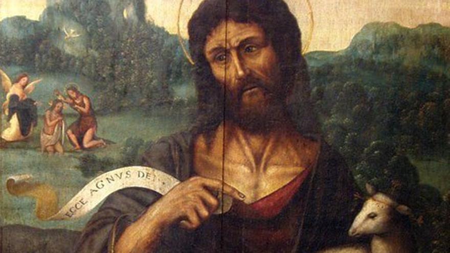 Obra San Juan Bautista, Casa de Colón. (Gumart de Amberes)