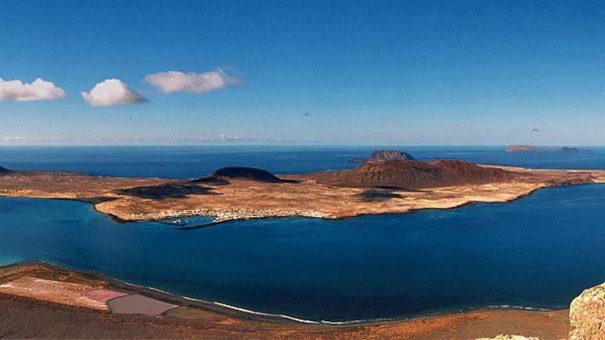 Isla Graciosa desde Lanzarote
