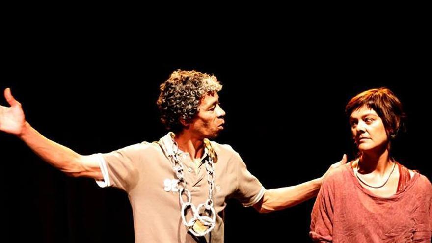 Representación a cargo de La Rueda Teatro.