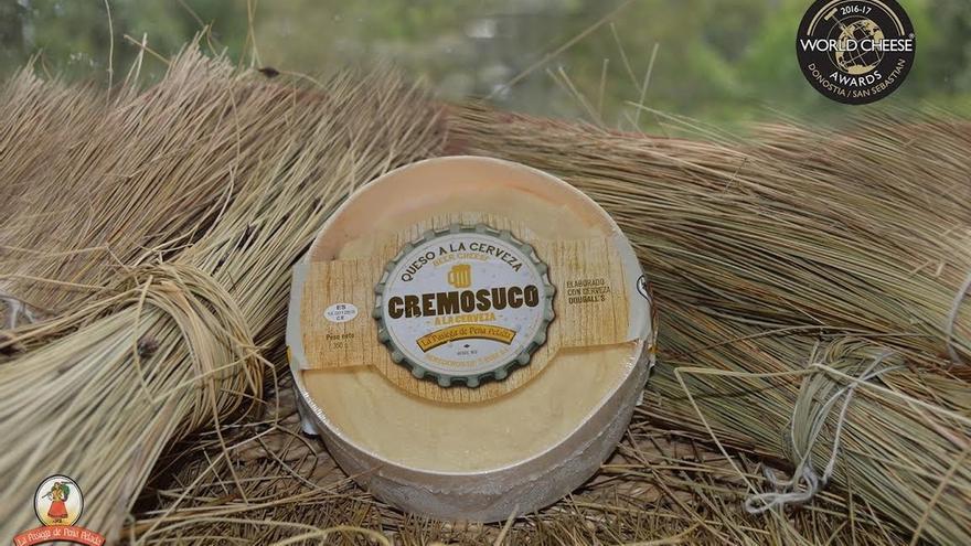 La Pasiega de Peña Pelada gana un oro en los premios internacionales del queso 2016
