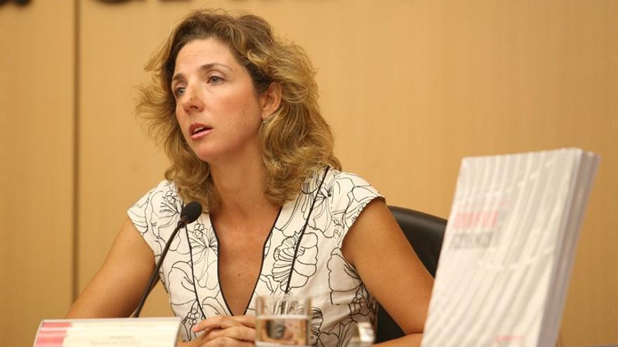 Lola Pérez, directora de la Cámara de Comercio de Santa Cruz de Tenerife