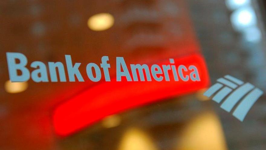 Crecen un 19 % los beneficios netos de Bank of America