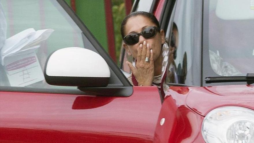 Isabel Pantoja pasará la Nochebuena fuera de prisión
