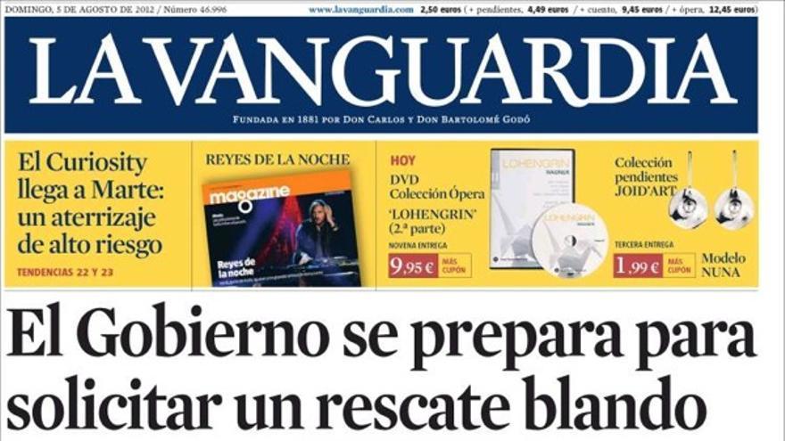 De las portadas del día (5/08/2012) #8