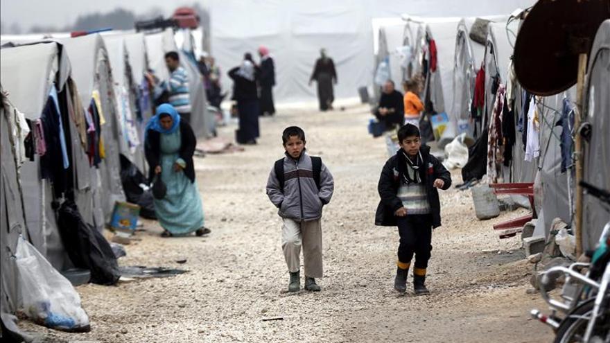 Los conflictos en Siria e Irak afectan a 14 millones de niños, según Unicef