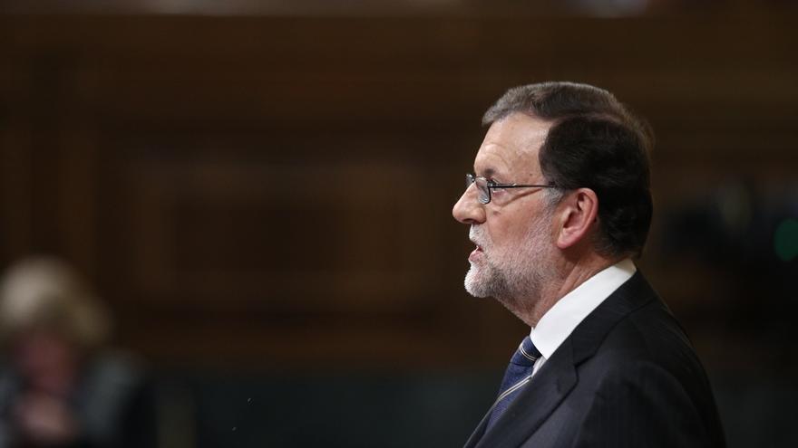 Rajoy sugiere que el independentismo catalán da miedo, yendo en contra de los tiempos y exigiendo adhesión