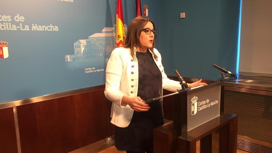 María Díaz FOTO: Podemos