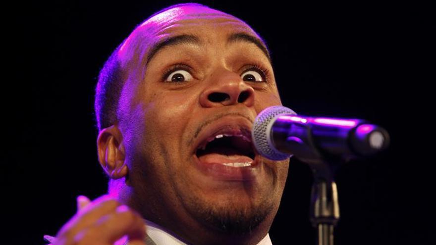 El góspel de Bryant Jones abre el Festival de Jazz de Vitoria