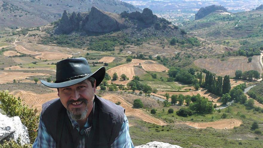 Miguel Gómez, presidente de la asociación Ciencia sin Barreras