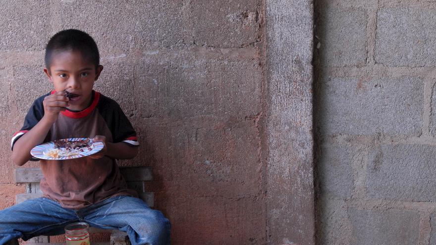 En Nicaragua, el 22% de los niños y niñas sufren desnutrición infantil.