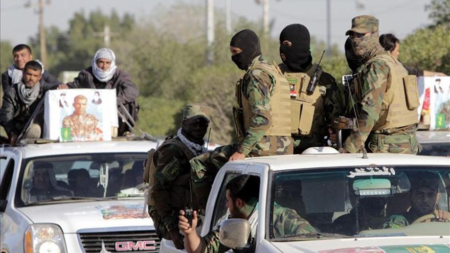 Avanza el asalto a Tikrit entre denuncias de represalias contra tribu suní