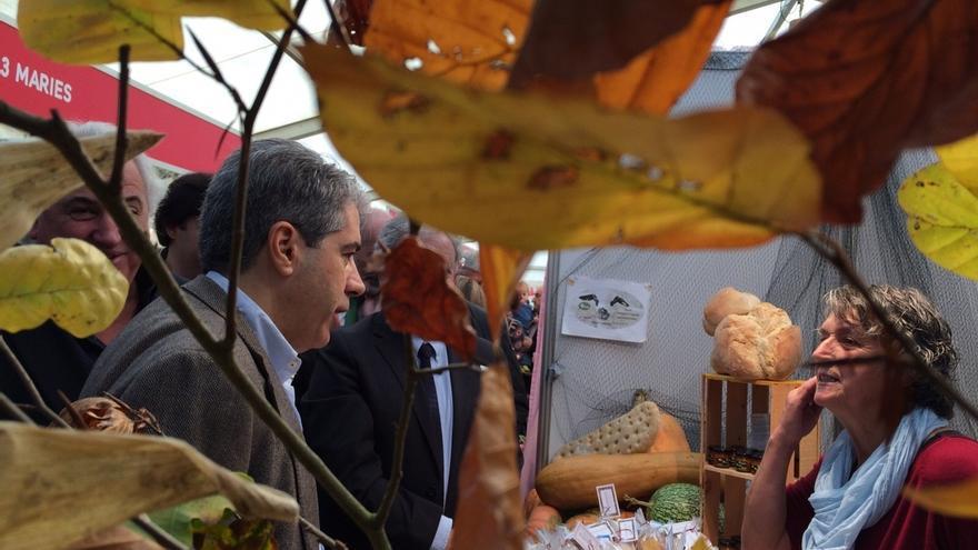 """Homs reprocha al TC lo que """"corre"""" con Cataluña mientras deja encallados asuntos cotidianos"""