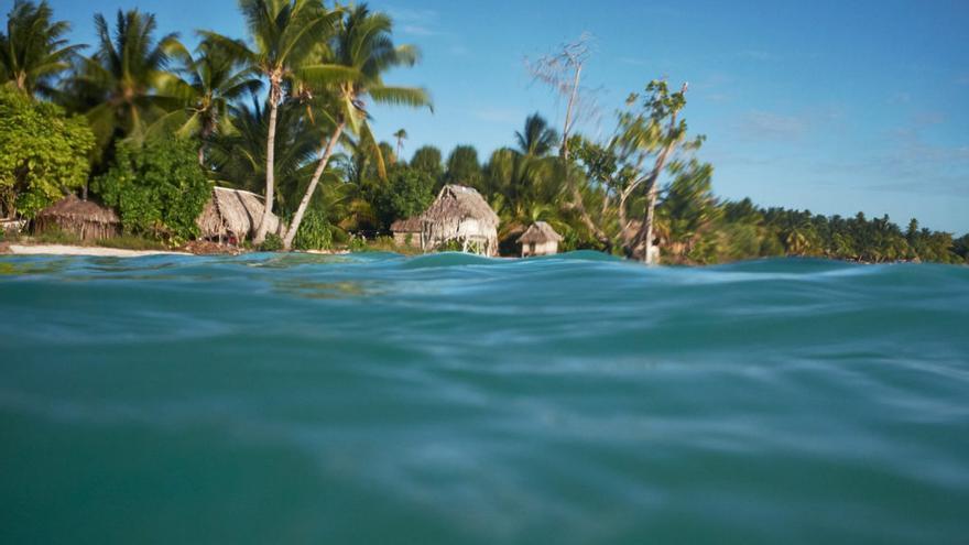 Kiribati, el atolón que se ahoga