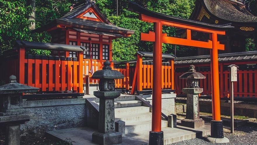 Templo sintoísta (Japón)   REVISTA AMBERES