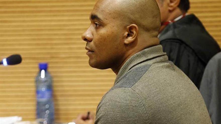Henry Danny G.H., condenado por matar a su pareja en Fuerteventura.