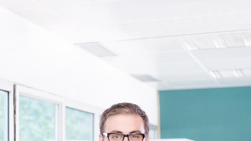 Roger Paredes, asesor de la OMS sobre farmacorresistencia del VIH