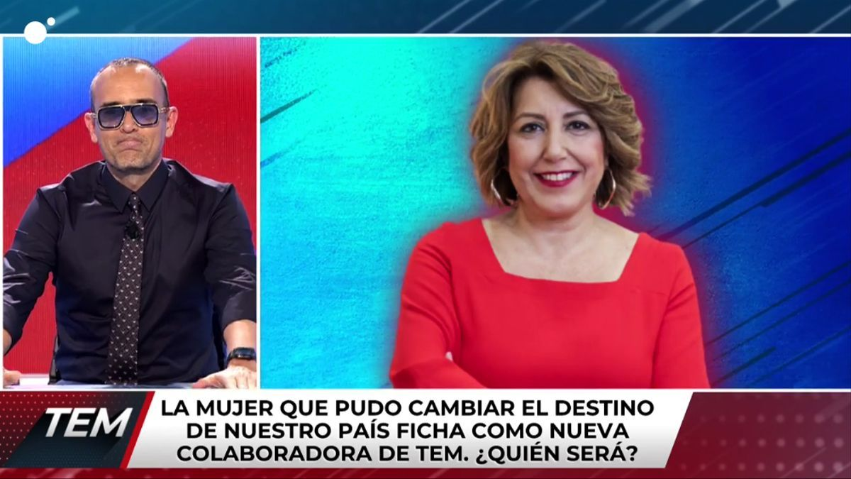 Risto Mejide presenta el fichaje de Susana Díaz por 'Todo es mentira'