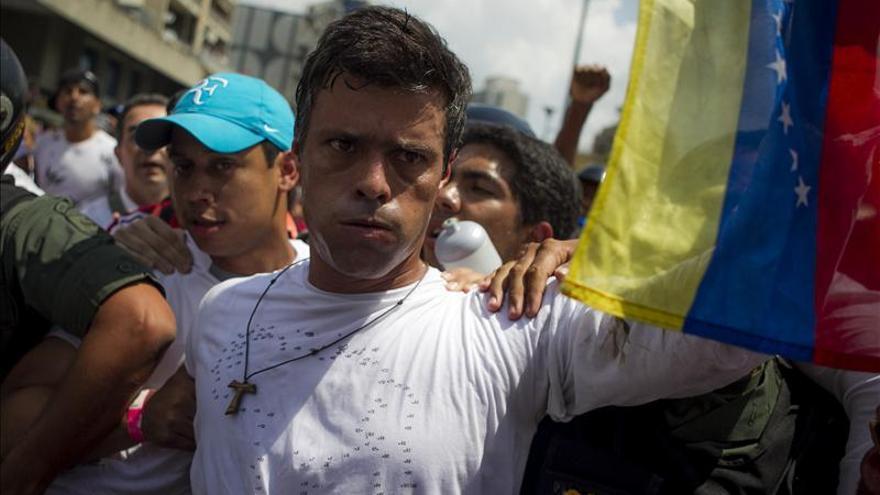 El último halcón de la oposición venezolana
