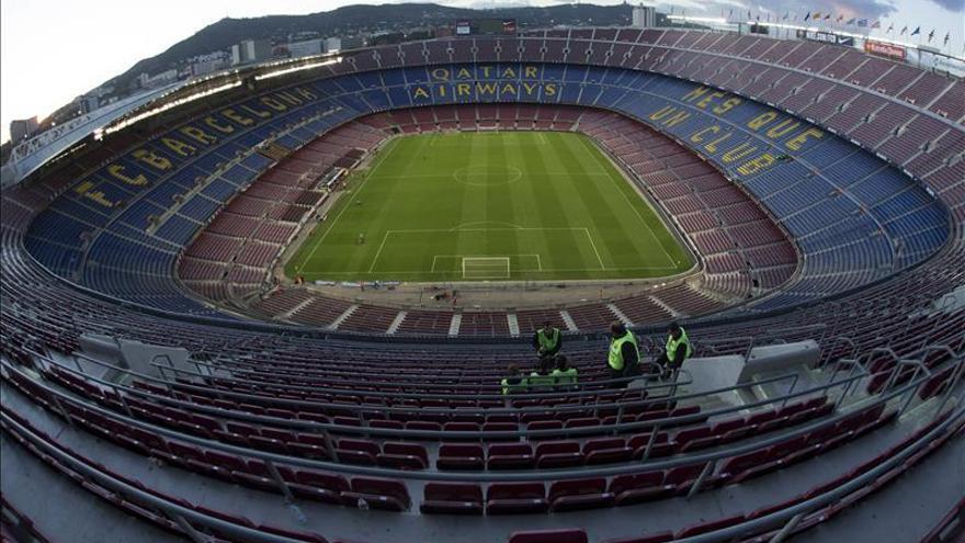 Imputan a un joven por amenazar con atentar en el Camp Nou en la final de Copa