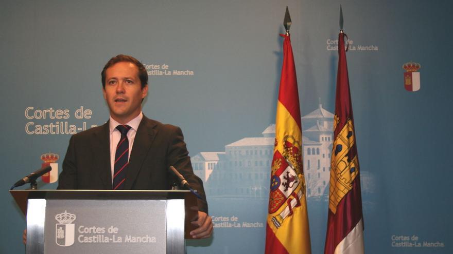 Carlos Velázquez FOTO: PP CLM