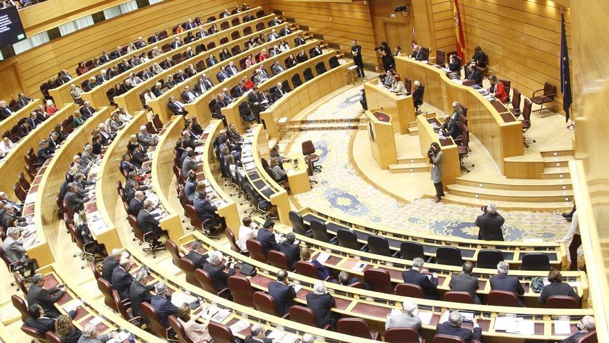 Convergencia y PNV tendrán grupo en el Senado y Podemos y sus confluencias se unirán en uno solo, sin Compromís