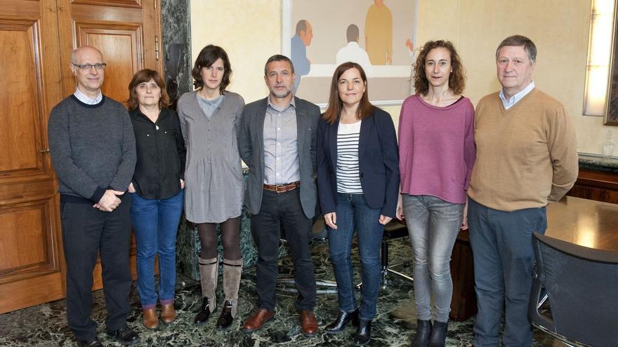 El Gobierno foral subvenciona con 75.000 euros a la Coordinadora de ONGD de Navarra