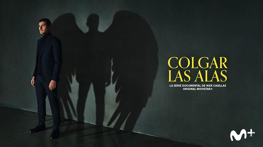 Movistar+ pone fecha a 'Colgar las alas', su serie documental sobre Iker Casillas