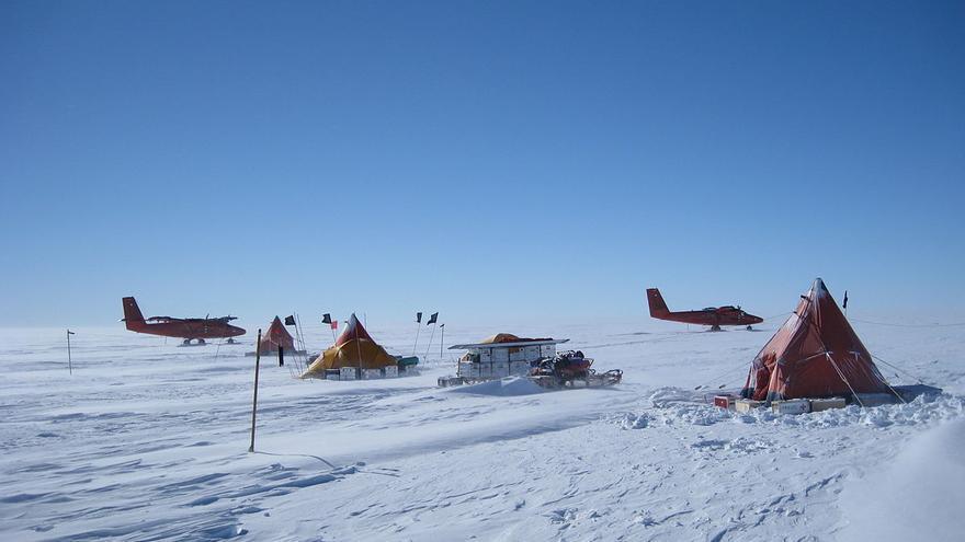 Los científicos llevan mucho tiempo estudiando el glaciar de la Isla de Pinos, uno de los mantos polares que más rápido se está derritiendo en el Antártico Oeste