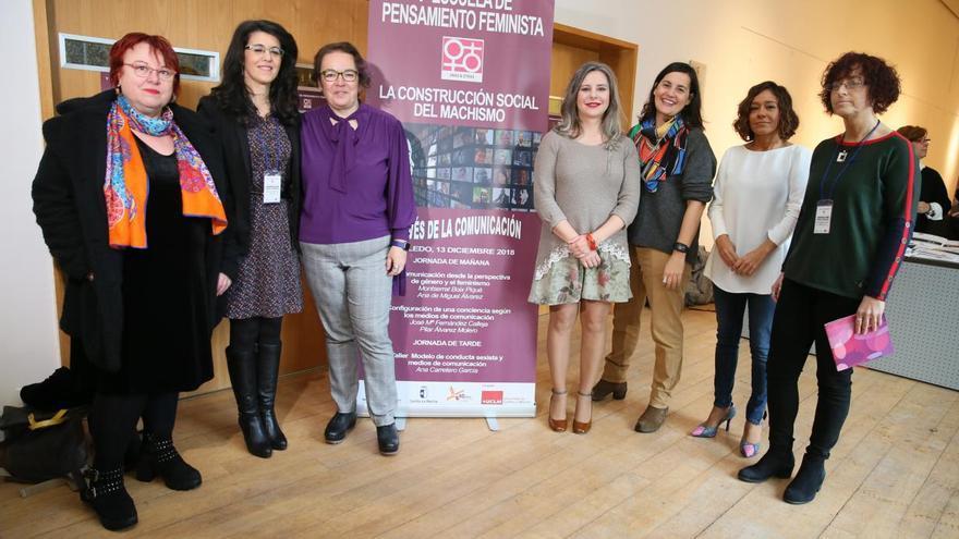V edición de la Escuela Feminista FOTO: JCCM