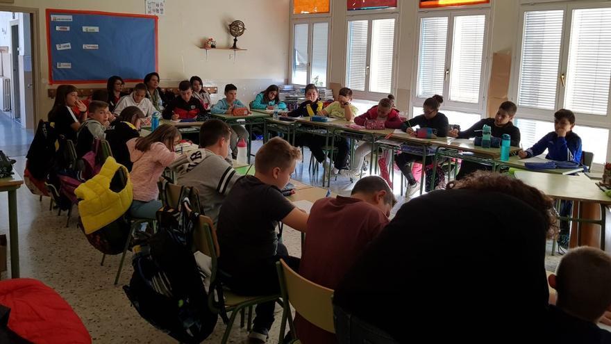 En los talleres han participado unos 2.000 estudiantes de Primaria y Secundaria