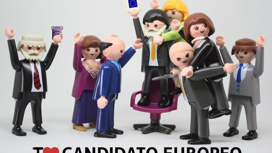 I love candidato europeo