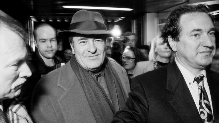 Bertolucci en Cannes