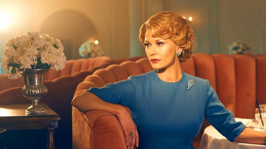 Catherine Zeta-Jones como Olivia de Havilland en Feud