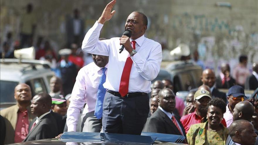 La CPI autoriza a la Fiscalía a recurrir su decisión sobre Kenyatta
